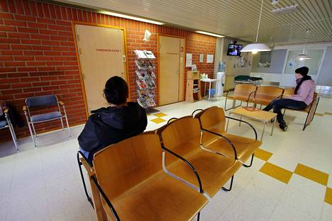 PoSan pääterveysasema odottaa isoa peruskorjausta. Arkistokuva.