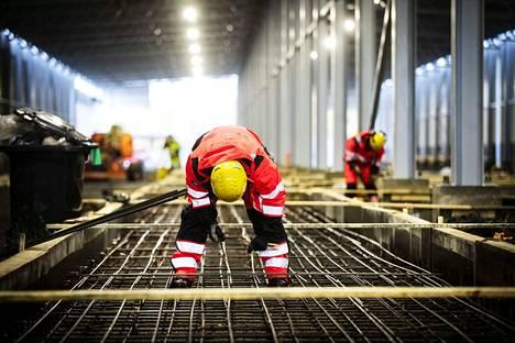 Tampereen ratikan varikon rakentaminen maksaa yksistään 40 miljoonaa euroa. Valmista Hervannassa pitäisi olla varikon osalta vuonna 2020.