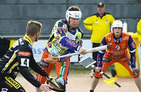 Vuodesta 2010 saakka Kankaanpään Mailaa edustanut Henri Pulkkinen pelaa ensi kesänä Ulvilassa.