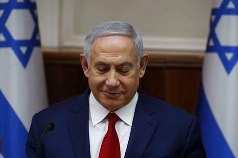 Israelin pääministeri Benjamin Netanjahun hallituksella on vain yhden edustajan enemmistö 120 henkilön parlamentissa.