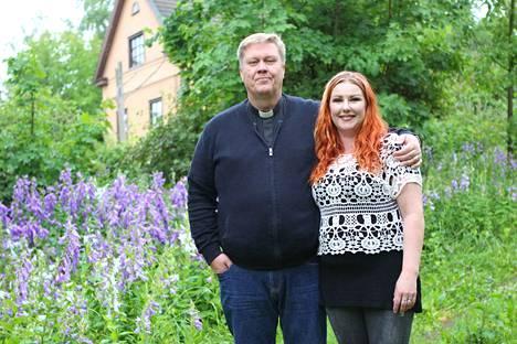 Veijo ja Anne Heikkilä.