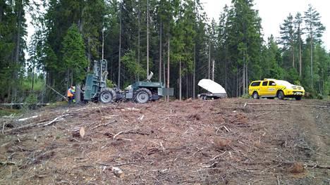 Dragon Miningin kaivospiirillä tehtiin pohjavesiputkien asennustöitä elokuussa 2017. Tuotannon on ilmoitettu alkavan tulevassa tammikuussa.
