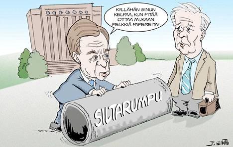 Moni konkarikansanedustaja ilmoitti, ettei ole enää kevään vaaleissa ehdolla. Vetäytyjiä ovat muun muassa Mauri Pekkarinen ja Seppo Kääriäinen.
