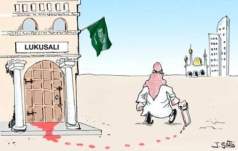 Saudiarabialainen kriittinen toimittaja tapettiin maan suurlähtetystössä Turkissa. Asialla olivat Saudi-Arabiasta lähetetyt murhaajat.