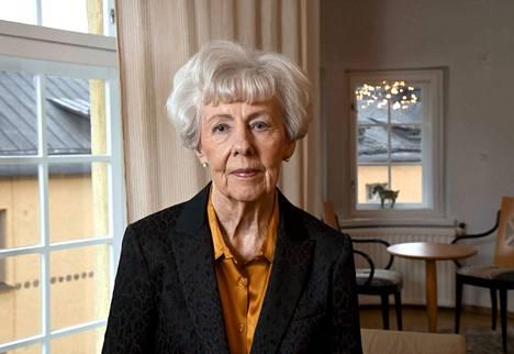 Presidentti Mauno Koiviston leskelle Tellervo Koivistolle tärkeimmät saavutukset elämän aikana liittyvät naisten aseman parantamiseen.