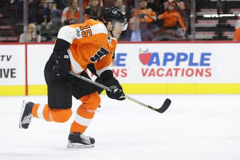 Jori Lehterä pelaa toista kauttaan Philadelphia Flyersin riveissä. Kuluva kausi on viimeinen Lehterän nykyisestä, kolmen vuoden ja 14,1 miljoonan dollarin sopimuksesta.