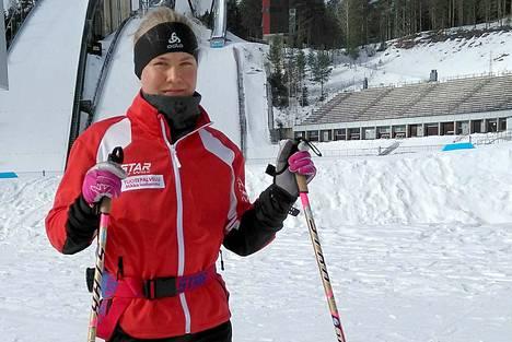 Riina Hakalalla oli epäonnea nuorten MM-katsastuksissa, mutta kuntoa löytyy.