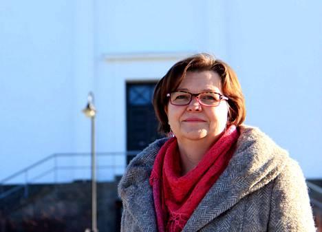 Anneli Hell on Sääksmäen seurakunnan uusi talouspäällikkö. Hän aloittaa työssään huhtikuun alussa.