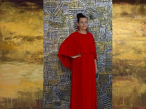 Marita Liulian laaja yksityisnäyttely nähtiin Serlachius-museoissa ja pian Japanissa uudistetussa muodossa.