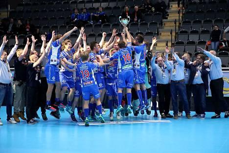 Classic voitti Champions Cupin Ruotsin Gävlessä pelatussa turnauksessa.