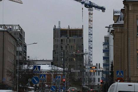 Moron kuvavisassa kisailtiin Tampereen rakennustyömaiden tunnistamisessa.