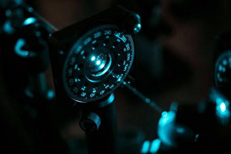 Uusin alue Tampereen yliopistossa fotoniikan alueella on kvanttimekaniikka.