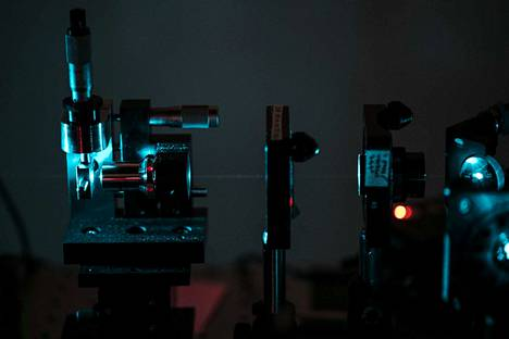 Ensimmäisellä nelivuotiskaudella Tampereen yliopistossa tehtävä fotoniikan tutkimus saa rahoitusta melkein kolme miljoonaa euroa.