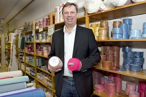Välillä auringonlaskun alalta näyttäneen suomalaisen tekstiilialan tulevaisuus on tamperelaisen SNT-Groupin toimitusjohtajan Juha Koskimäen mukaan valoisa.