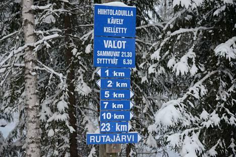 Nyt pojat ja tytöt hiihtämään myös Roukon laduilla!