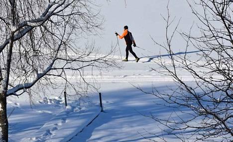 Paikallisten seurojen järjestämä hiihtocup alkaa Keuruulla keskiviikkona 23. tammikuuta.