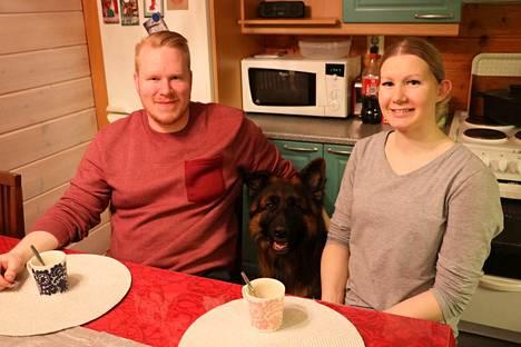 Tilan perustaminen on ollut Toni Oksasen ja Kirsi Vähätalon yhteinen unelma jo monta vuotta.