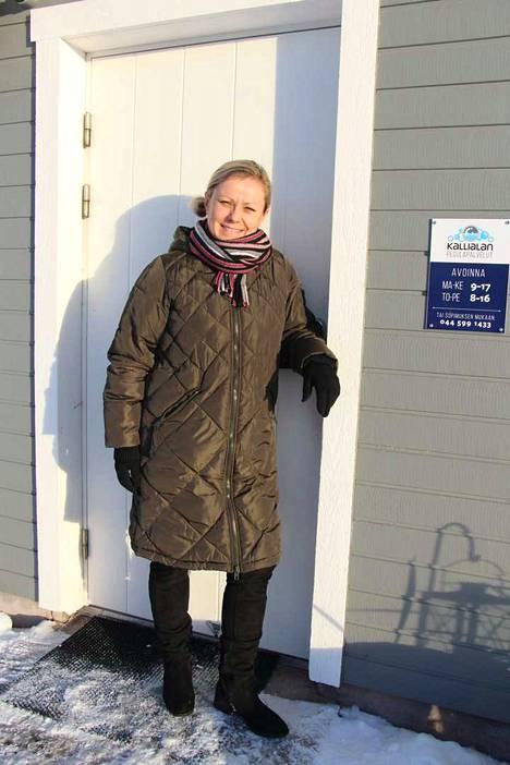 Monika Rehakka on kotoisin Puolasta, mutta on nykyään Suomen kansalainen.