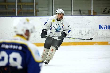 Konsta Ala-Kantti iski Luvialla kaksi maalia ja kuului joukkueen kantaviin voimiin.