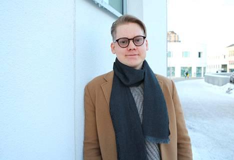 Samuel Kautto asuu ja opiskelee tällä hetkellä Tampereella. Arkea rytmittää myös oman yrityksen pyörittäminen.