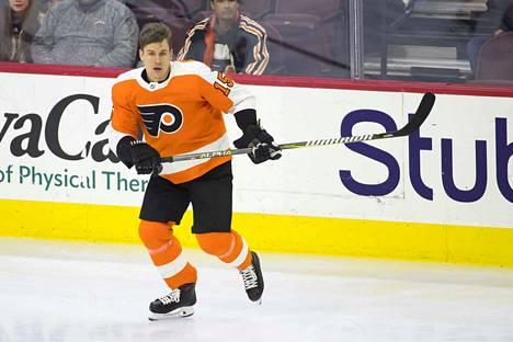 Philadelphiassa pieneen rooliin jäänyt ja Suomessa kokaiinijuttuun liitetty Jori Lehterä pääsi pitkästä aikaa pelaamaan.