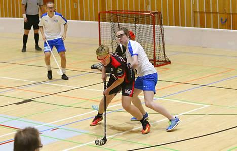 Mäntän Urheilijoiden B-pojat murskasivat toijalalaisen TFT:n ja pelasi tasan O2-Jyväskylän II-joukkueen kanssa.