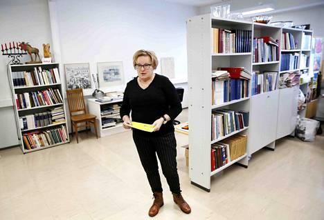 Uuden Ajan henkilöstölle lehden lakkautus ei tullut yllätyksenä. Lehden levikkivastaava Merja Virtanen jatkoi töitään normaaliin tapaansa.