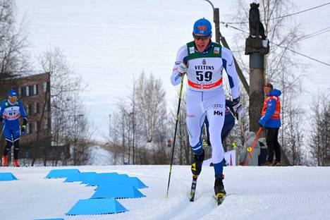 Jämin Jänteen Markus Vuorela hiihtää pohjoismaisten hiihtolajien nuorten MM-kisoihin 20.–27. tammikuuta Lahdessa.