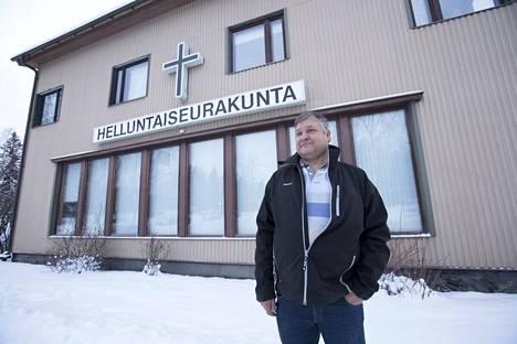 Kirkkovaellus lähtee perjantaina helluntaisseurakunnan rukoushuoneelta. Kulkueeseen on osallistunut viime vuosina viitisenkymmentä ihmistä. Helluntaiseurakunnan Jari Einala on osallistunut vaellukseen useita kertoja, niin myös tänä vuonna.
