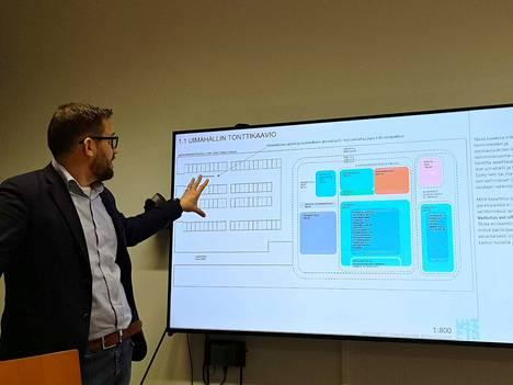 Uutta uimahallia on hahmotettu Sastamalan kaupungin hankesuunnitelmassa syksyn ja talven aikana. Sastamalan kaupungin teknisen johtajan Kimmo Toukoniemen mukaan parkkipaikat pitäisi löytyä hallin vierestä noin 80-130 autolle.
