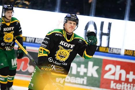 Teemu Rautiainen on pelannut vahvan tammikuun.