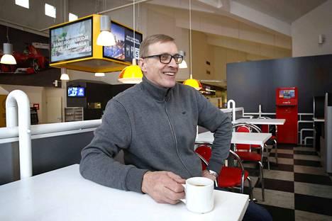 Tapio Huhtanen (kesk.) pyrkii eduskuntaan Satakunnan vaalipiiristä.