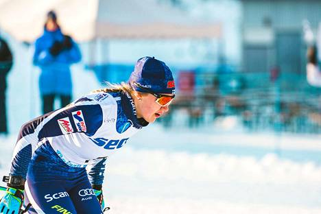 Anita Korva on voittanut Lahden kisoista kolme pronssia.