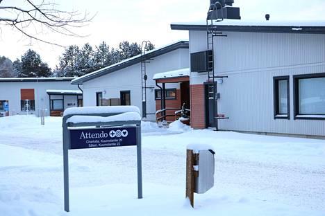 Attendo Charlotta sijaitsee Turengissa Kuumolantiellä.