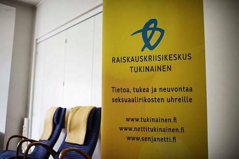 Suomeen on perustettu seksuaalirikosten uhreille tarkoitettuja tukipalveluja osin Istanbulin sopimuksen vuoksi.