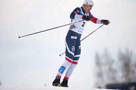 Norjan Erik Valnes kisasi viime viikonloppuna maailmancupissa Otepäässä ja matkusti sieltä Lahteen alle 23-vuotiaiden MM-kisoihin.