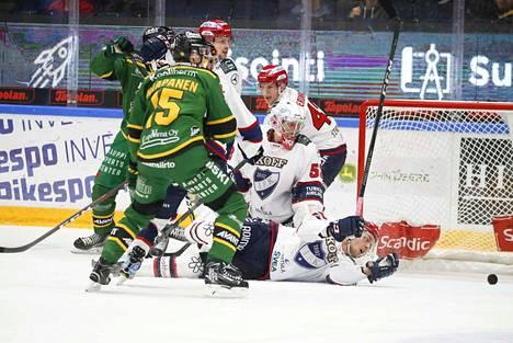 Ilves ja HIFK kohtasivat Hakametsässä viimeksi 3. lokakuuta.