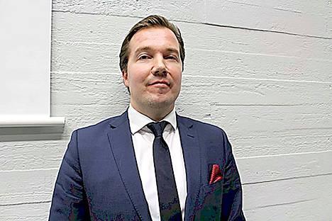 Antti Peltola siirtyy Akaan johtoon Järvenpään hallinto- ja talousjohtajan paikalta.