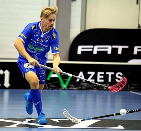 Jere Oksanen tasoitti maalillaan EräViikinkejä vastaan lukemat 1-1:een. Sen jälkeen maalinteosta vastasi lähinnä kotijoukkue voittaen 11-3.