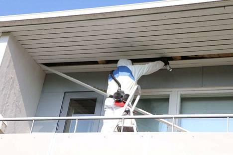 Lähes 74 prosenttia kotitalousvähennystä hakeneista sai sitä remontti- ja kunnostustöihin.