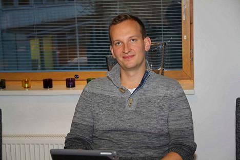 Mikko Franssila on kaupunginhallituksen edustaja sosiaali- ja terveyslautakunnassa.