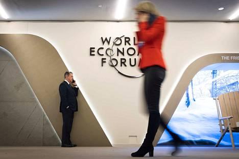 Davosin maailman talousfoorumi on yksi arvostetuimmista seminaareista muun muassa investointipuolella.