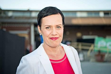 Kansanedustaja Maarit Feldt-Ranta.