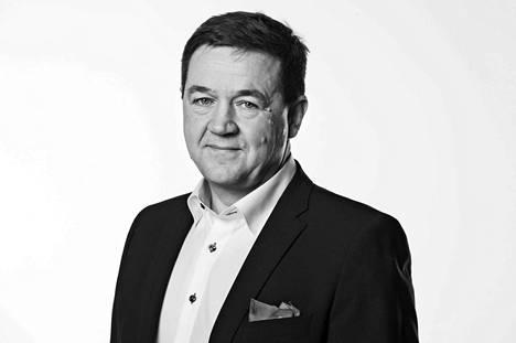 Toimittaja Olli Ainola menehtyi sunnuntaina vaikean sairauden uuvuttamana.