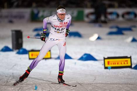 Eveliina Piippo hiihti oivallisen ankkuriosuuden.