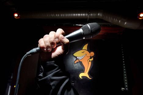 Moro-karaoke alkoi ravintola Tiikerihaissa perjantaina 1. helmikuuta kello 19.