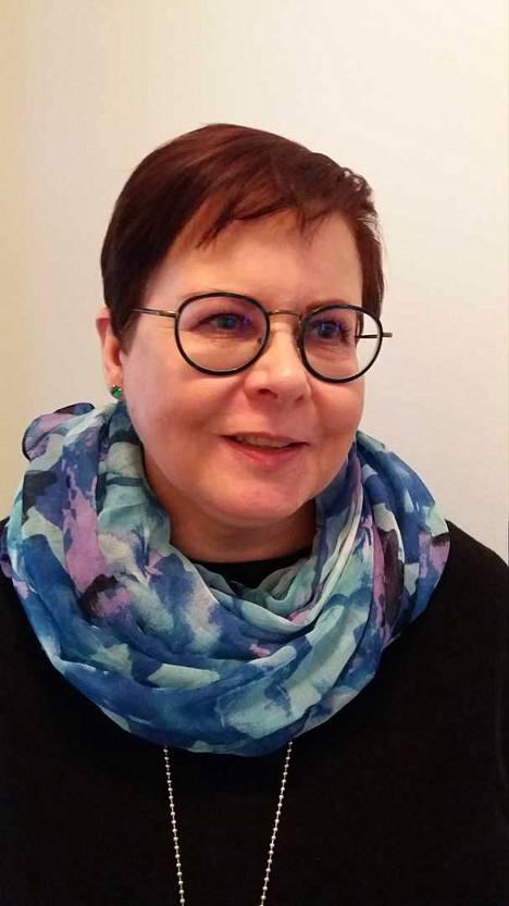 Nokian uusi terveyspalveluiden johtaja Minna Luoto.
