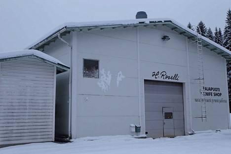 H. Roselli Oy:n tiloihin Kuhmoisissa on murtauduttu kaksi kertaa lyhyen ajan sisällä. Saalis on ollut mittava molemmilla kerroilla.