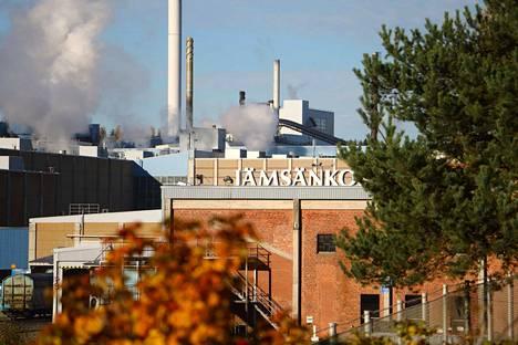 Keski-Suomessa suurimmat verovirrat kertyivät teollisuudesta.