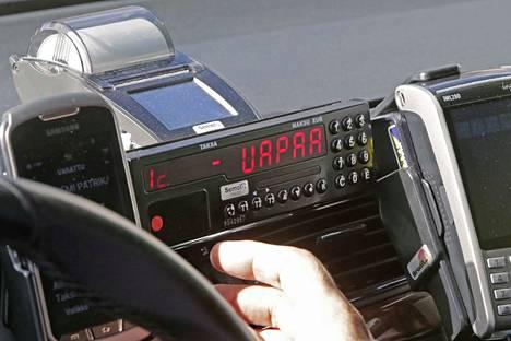 Sastamalasta soitetaan jopa yli tuhat puhelua taksikeskukseen kuukaudessa.